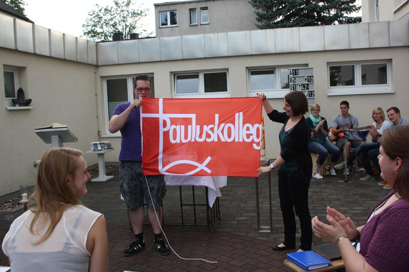 PK-Abschluss2014_Fahne